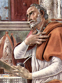 Remember Your Leaders:Augustine