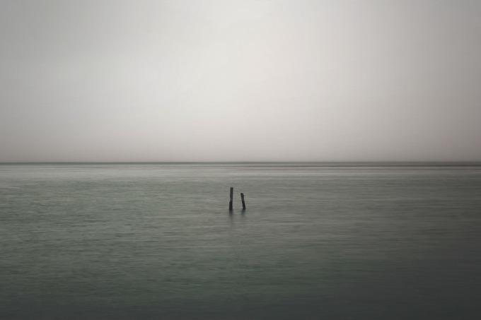 Sea Emotional Ocean Lonely Depression Water